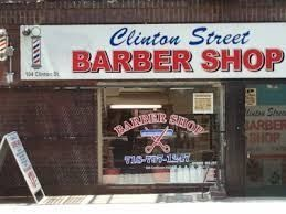 Clinton Street Barber Shop