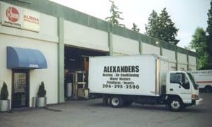 Alexanders Heating Inc.