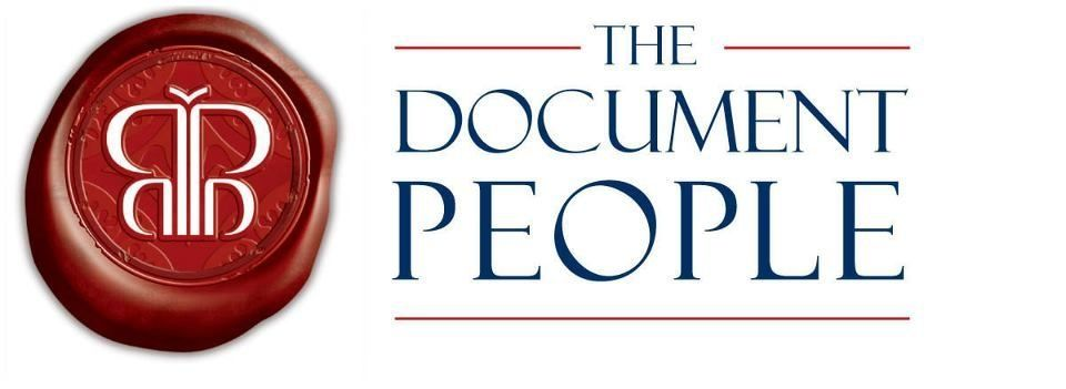The Document People/We The People, Legal Document Services