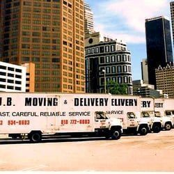 JB Moving & Delivery