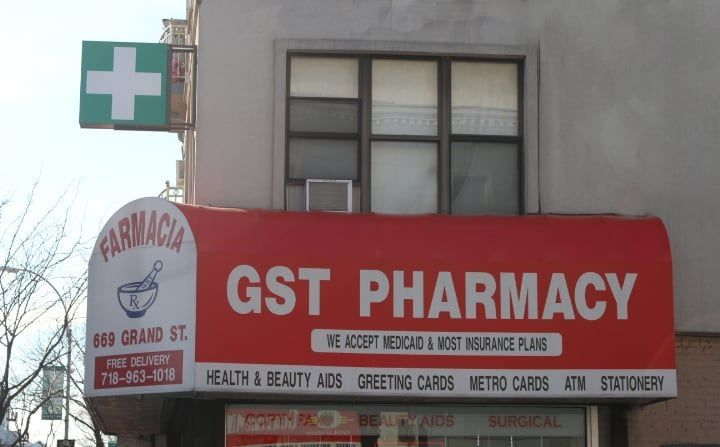 G.S.T. Pharmacy, Inc.