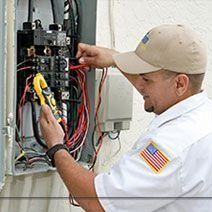 High Power Electric Electricians