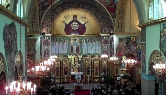 Immaculate Conception Ukrainian Catholic