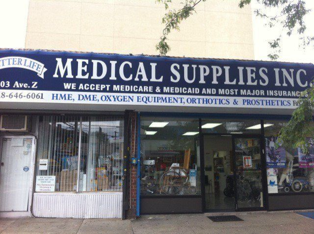 Better Life Medical Supply Inc.