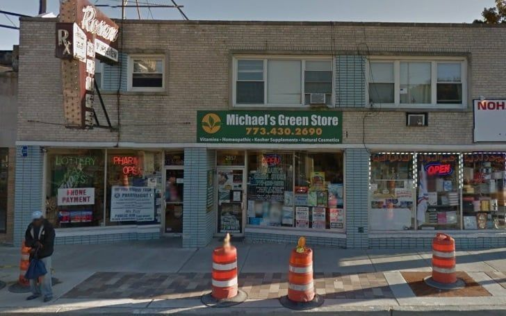 Michaels Green Store