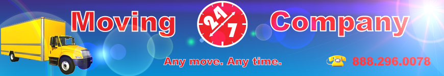 24/7 Moving Company