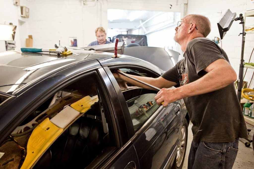auto collision repair The demand for fully trained automotive repair technicians is very high where skilled technicians are readily employable and command automotive collision repair.