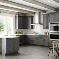 Lily Cabinets and Countertops