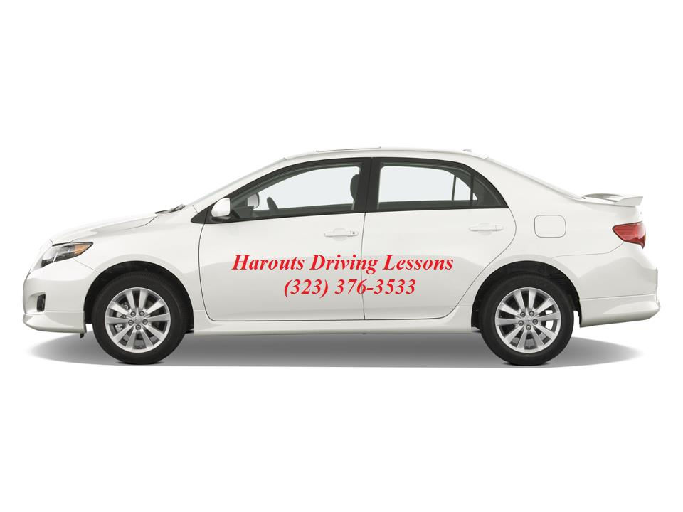 Harout Driving Lessons