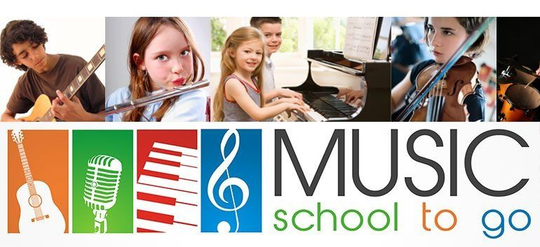 school and music