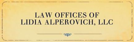The Law Offices of Lidia Alperovich, LLC